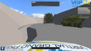 """""""Realistic"""" Rally stage LFS (Live For Speed)"""