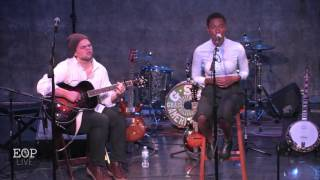 "Sye Elaine Spence w/ Michael Lesousky ""Is This Love"" (Bob Marley cover) @ Eddie Owen Presents"