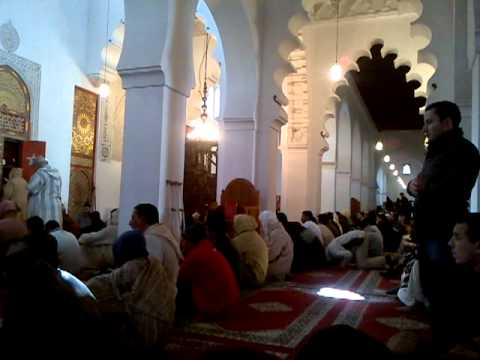 Quran Recitation at Qarawiyyin Mosque