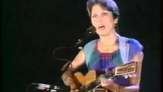 Joan Baez - Donna Donna - Live Paris . 1983