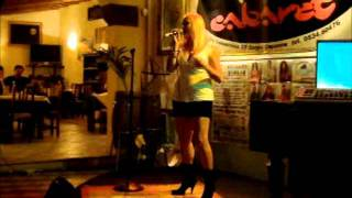 Irene Cara - What a Feeling (cover) live