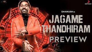 🔴Jagame Thandiram Preview   Dhanush, Karthick Subbaraj   Santhosh Narayanan   Aiswarya   Tamil Movie