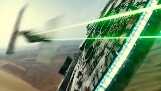 Star Wars Episode 7 The Force Awakens - Trailer #1 (2015) [US] | Official J.J. Abrams Movie