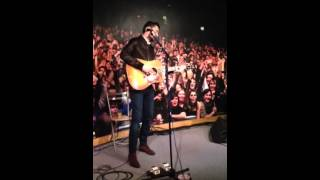 Liam Fray - Bloodbuzz Ohio cover @ XFM