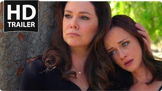 GILMORE GIRLS: A YEAR IN THE LIFE Season 8 Trailer (2016) Netflix