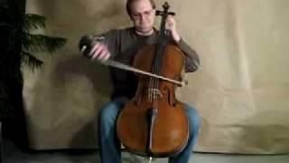 Cello Journey #1, March 27, 2006