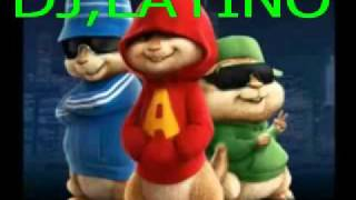 alvin y las ardillas danza kuduro.. dj latino mix