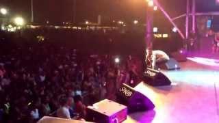 Christopher Martin - Medley (2013 St Kitts Music Festival)