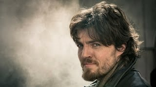Meet ATHOS: THE MUSKETEERS with PETER CAPALDI - New Series Premieres JUNE 22 on BBC AMERICA