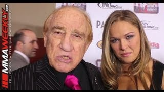 Ronda Rousey: Judo Gene LeBell Says She's the Best He's Ever Seen