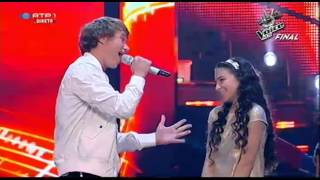 "Finalistas The Voice Kids - ""A Minha Música"" - Final"