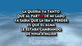 Julio Iglesias   De Niña A Mujer   Karaoke MM