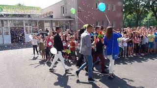 "ВИПУСК 2018 - 12 А КЛАС- СУ ""ЛЮБЕН КАРАВЕЛОВ""-ДИМИТРОВГРАД"