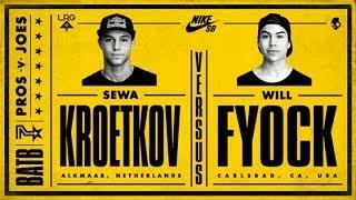 Sewa Kroetkov Vs Will Fyock: BATB7 - Round 2
