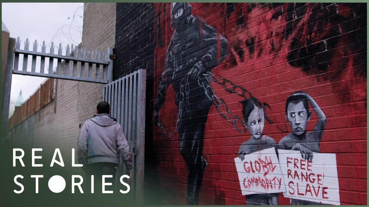 Divided and Damaged : Northern Ireland's Peace Walls (Borders Documentary) | Real Stories