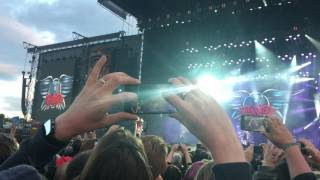 Aerosmith Live at Download Festival 2017 Let the Music Do The Talking