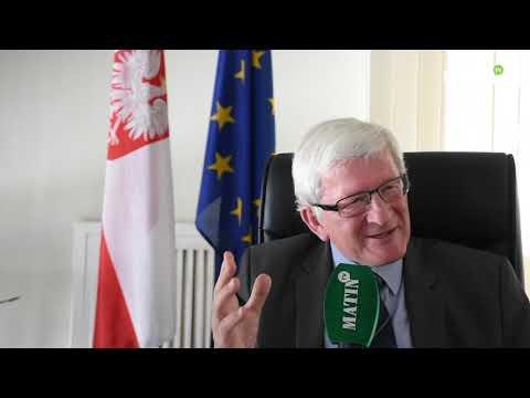 Video : Marek Ziolkowski : La coopération entre la Pologne et le Maroc se développe dans tous les domaines