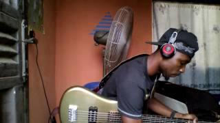 Yemi Alade ft Phyno -Taking Over bass cover by Mike Ogrin