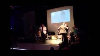 A COMO AMOR - Max Blanco©  LIVE from ETOILE - 6 Aprile 2013- MILANO Italy
