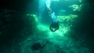 Alexanders' Cave, Comino