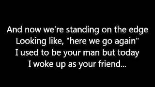 Afrojack   As Your Friend ft  Chris Brown with lyrics