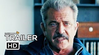 DRAGGED ACROSS CONCRETE Official Trailer (2019) Mel Gibson, Vince Vaughn Movie HD