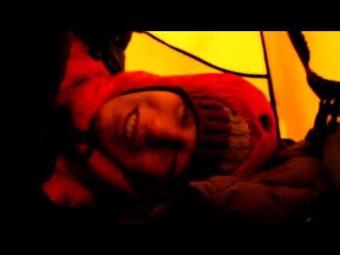 Trek Nepal | Our tough filmmaker Cassie De Colling in action