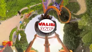 Walibi Holland - Speed of Sound - Ferzuz, Famke Louise & De Knieperts