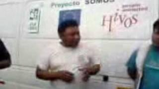 VIDEO AVISPAS.ORG: Visita de Via Libre a Cantagallo