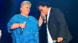 Juan Gabriel - Te Voy A Olvidar ft. Paquita La Del Barrio / Auditorio Nacional 26 de Sept. 2015