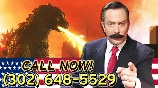 THOMAS LENNON is the GODZILLA Lawyer!