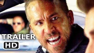 ESQUADRÃO 6 Trailer Brasileiro LEGENDADO (Ryan Reynolds, 2019)