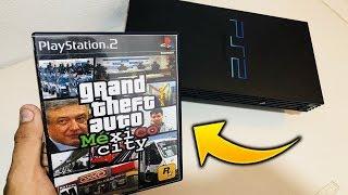 Jugando Grand Theft Auto Mexico 🇲🇽 (Copia Pirata GTA) width=