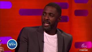 Idris Elba On Foot Fetish? | The View