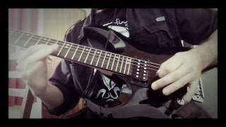 Alecto - Between Two Worlds [Hammerfall cover]