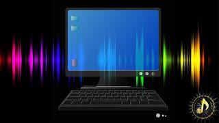 Random Computer Noises Sound Effect