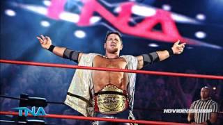 TNA: AJ Styles Theme 'Get Ready to Fly' Full 2011 HD