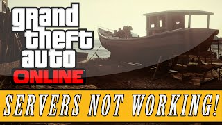 GTA 5: Online | Cloud Servers Currently Experiencing Several Problems & Issues! (GTA 5 News)