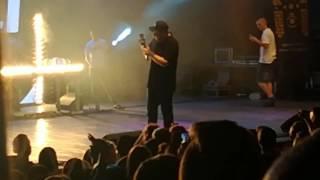 O.S.T.R. dzwoni do żony w trakcie koncertu - Ostrowiec 25.06.17