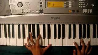 Diary by Alicia Keys on piano
