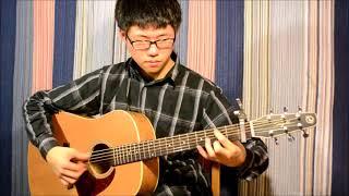 Boku Dake ga Inai Machi/ERASED ED: Sore wa Chiisana Hikari no Youna - Fingerstyle Guitar Cover TABS