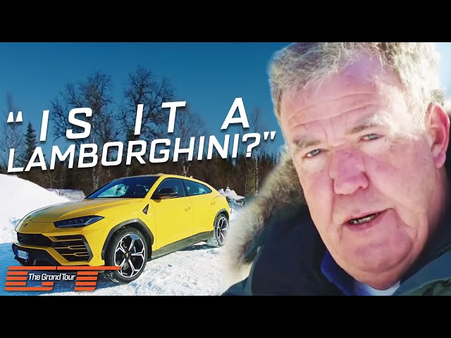 An Itchy Urus - The Grand Tour