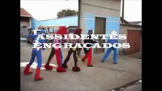 CARRETA FURACÃO: ACIDENTES ENGRAÇADOS!!!