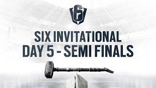 Rainbow Six | Six Invitational 2019 – Playoffs – Semi Finals
