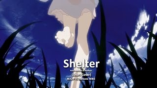 Shelter - Porter & Madeon - MJQ-P Ft. Hatsune Miku (Short Cover)