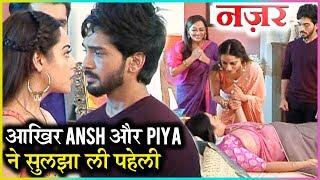 Piya And Ansh SAVES Vedashree's Life   Piya Comes Back   Nazar