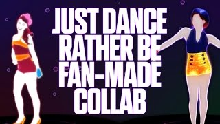 Just Dance | Rather Be by Clean Bandit ft. Jess Glynne | Fan-Made Collab (ft. Joey T.)