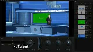 Datavideo TVS-1000 Virtual Set Maker software - FREE DEMO