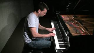 """""""Bach's Prelude in C Major With a Few Added Notes"""" by Sergei Kvitko"""