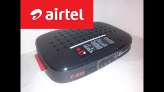 airtel hd set top box review
